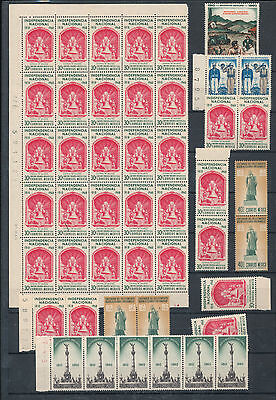 MEXICO 1959/60 MNH((Approx 75 Stamps) KS6098