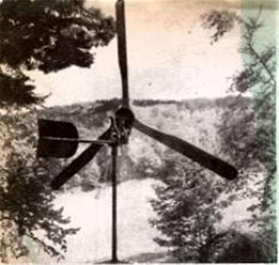 Build Make Wind Turbine Generator Get Free Power Off Grid Article With Plans #65