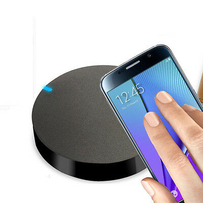 Qi Wireless Quick Charger Station Dock Charging Pad For Samsung Galaxy Note 5