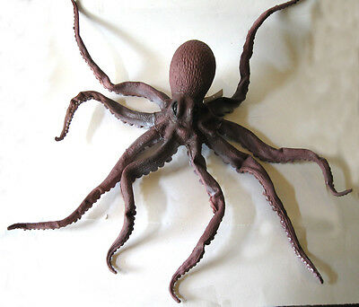 Lifesize Octopus Tentacles Sea Creature Halloween Prop Bendable Posable Arms