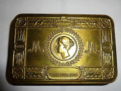 1914 Mary Tin, exceptional condition