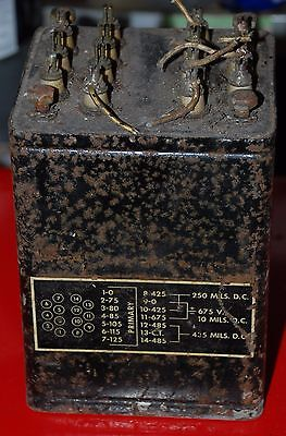 Another Selection Vintage Power Transformers Radio Amplifier 1 Is Ww2 Military