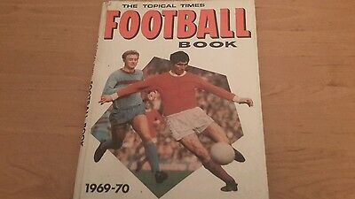 Topical times football book 1969/70
