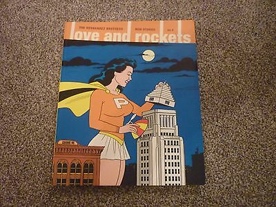 Graphic Novels Love And Rockets The Hernandez Brothers New Stories No 1
