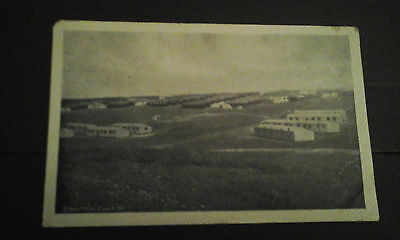 Staffordshire: Brocton Camp W,dorms, buidings etc,printed postcard