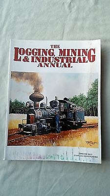 Finescale Railroader Logging Mining & Industrial Annual Spring 2011