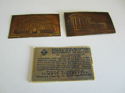 """I.T.C."""" FAMOUS BUILDINGS AND MONUMENTS OF G.B. 1934 """"  ODDS [s"""