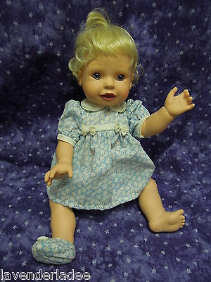 PLAYMATES: Amazing Babies interactive doll, requires batteries  ns-73