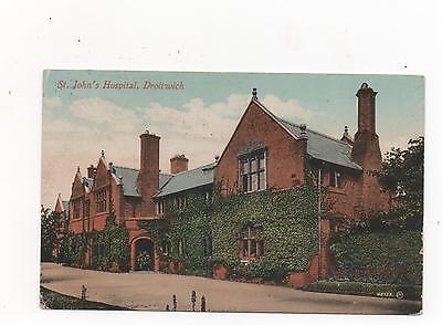 St John's Hospital,Droitwich,Worcestershire,PPC 1913 (Charlwood)