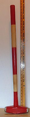 Vintage Long Striking Hammer Nevada Pattern - new Handle
