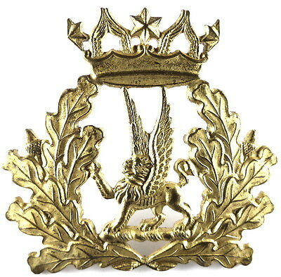 B.O.A.C.Airline Air Crew Brass Cap Badge