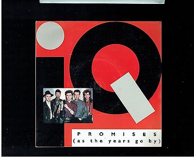 Iq Promises(As The Years Go By)Ps 45 Radio Promo