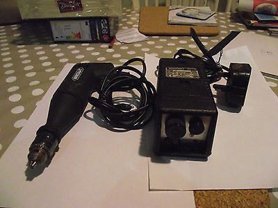 Minicraft MB150 Hobby Drill & MB730 Variable Speed Power Unit