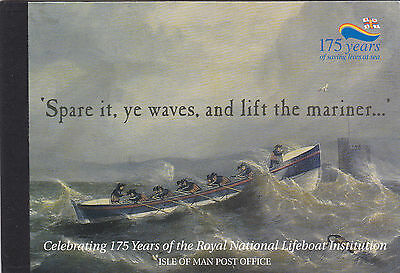 IOM - 175 years RNLI Booklet