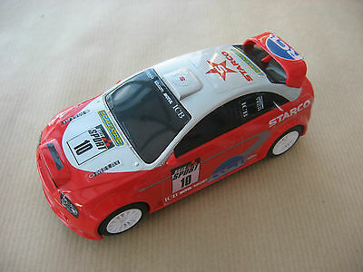 Scalextric Rally Car (Red)