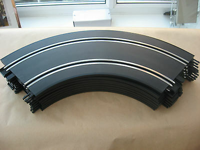 Scalextric Start  Curves X8