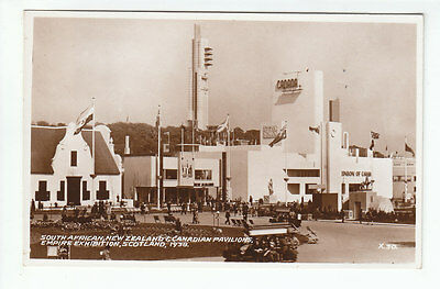 South African New Zealand Canadian Pavilion 1938 Empire Exhibition Glasgow