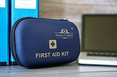 First Aid kit set FOR travel, work, home NEW medical survival refill must have B