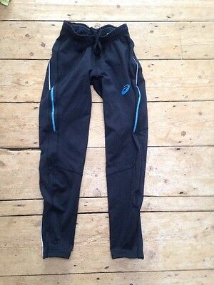 Asics Motiontherm Running Tights Leggings Size S Pocket