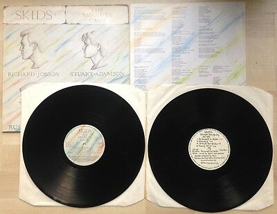 The Skids - The Absolute Game, double vinyl LP, with insert, Virgin, c.1980