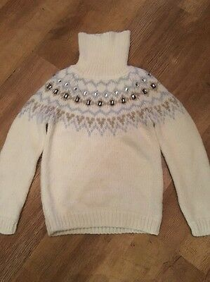 Girls Jumper Age 8 Years