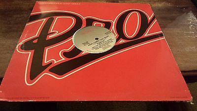 """Pumpkin And The Profile All-Stars~Here Comes That Beat!~Rap Funk 12"""" *original*"""