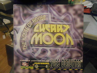 Cherry Moon Trax Featuring Yves Deruyter ‎– In My Electric House (VG+ COND)