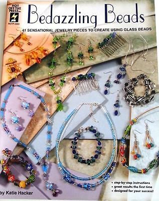 Bedazzling Beads Katie Hacker Instructions For 41 Beading Projects Hotp Book