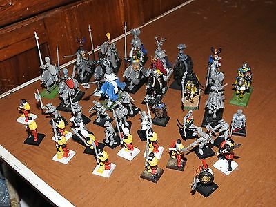 Lot Of Warhammer Empire Knights And Militia