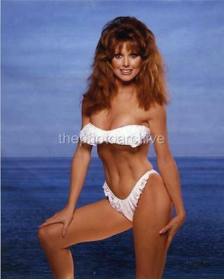 Superb High Resolution Sexy REBECCA HOLDEN Embossed Photo Langdon  HL1421