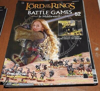 Warhammer Lord Of The Rings Battle Games In Middle Earth 52, Magazine