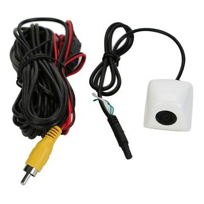 Waterproof Car Rear View Color Reverse Backup Park Camera 170 Wide Angle White#1
