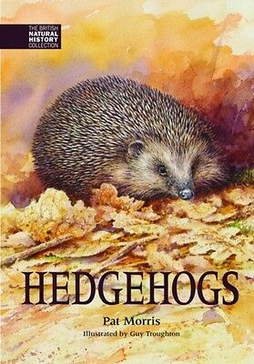 Hedgehogs (The British Natural History Collection) (Hardcover), MORRIS, PAT, 97.