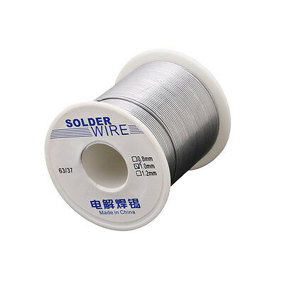 200g 1.0mm Rosin Core Tin Wire Solder Welding Wires For Electronic Soldering