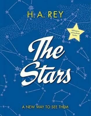 The Stars: A New Way to See Them by H.A. Rey Paperback Book (English)