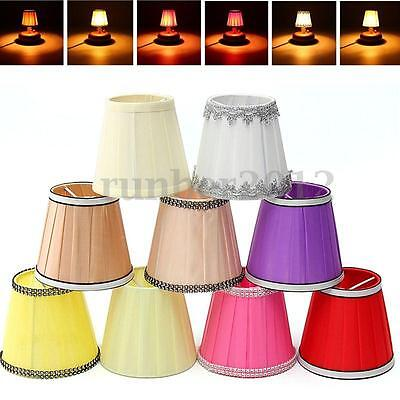 9 Color Coolie Light Hanging Ceiling Table Lamp Shade Pleated Lampshade Bedroom