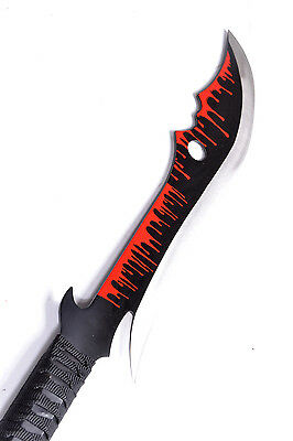 Zombie Blood Drip Machete