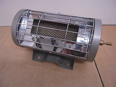 Boxed Unused Ubique Infradex Portable Camping Caravan Propane Butane Gas Heater