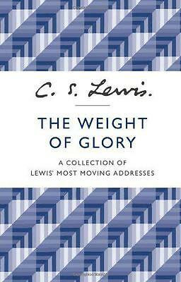 The Weight of Glory, Lewis, C. S. | Paperback Book | 9780007532803 | NEW