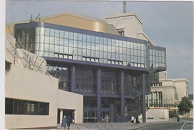 Nottingham Royal Concert Hall Theater  Large Size Approx  6X4 Col Pc Pu 1984