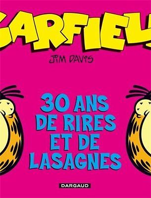Garfield Hors-serie - tome 3 - Garfield 30eme anniversaire Dargaud Francais Book