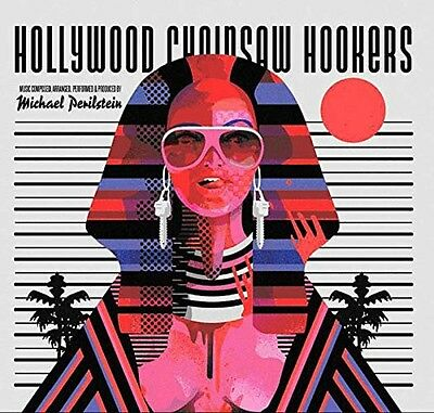 Michael Perilstein Hollywood Chainsaw Hookers SOUNDTRACK LP Vinyl NEW