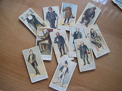 """Pick-A-Card From Cope's """"dickens Gallery"""" - 1900 - New Cards Added"""