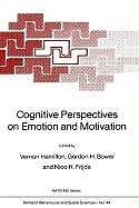 Cognitive Perspectives on Emotion and Motivation Springer 1988 Anglais 472 pages