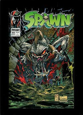 Spawn # 33 (Image, 1995, VF / NM) Unlimited Combined Shipping!