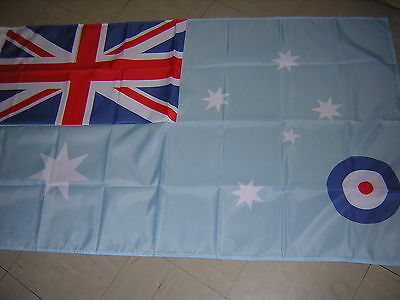 British Empire Flag Ensign of  the Royal Australian Air Force RAAF 1948-1982 3X5