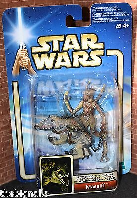 Star Wars AotC Massiff Figure new