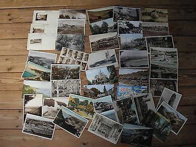 Postcard Collection Vintage Isle of Wight I O W x 43 cards lot 15
