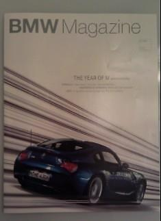 2006 Feb BMW Magazine THe Year Of M -  USA fast ship