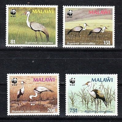 Malawi Scott 494-497 Mint NH (Catalog Value $20.25)